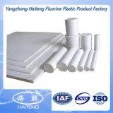 Barre en Téflon PTFE Non-Adhesiveness plastique tige ronde