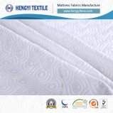 Telas de enfriamiento hechas punto poliester del colchón
