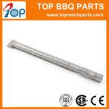 Custom Statinless Barbacoa Grill de Gas de tubo de acero Burner