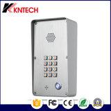 Timbre Knzd-43 Sistema de intercomunicación de voz Teléfono con el botón de encendido