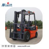 Japanse Diesel 2000kg 2500kg van Ce ISO 2ton 2.5ton van de Motor Hydraulische Vorkheftrucks met 3 Meters aan 6 Meters