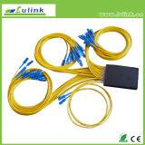 Splitter Lk08sc264102 PLC оптического волокна главного качества