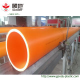 Труба предохранения от провода электрического кабеля пользы PVC-C государственно-муниципальное строительства