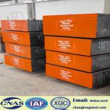 acciaio della muffa del lavoro in ambienti caldi 1.2344/H13 per l'acciaio legato