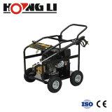 ガソリン車の洗濯機のタイプおよびステンレス鋼の物質的な高圧クリーニング機械(HL-3600GD)