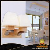 رخيصة بالجملة خشبيّة يعيش غرفة [ولّ لمب] لأنّ فندق ([كو1014])