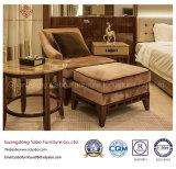 호텔 침실 (YB-F-2777)를 위한 라운지용 의자를 가진 호텔 가구