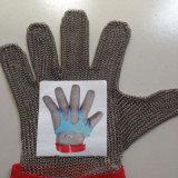 De Handschoenen van de Post van de Ketting van het roestvrij staal