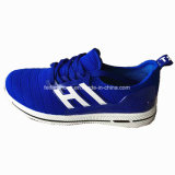 新しい方法女性(LT0119-4)のためのスポーツの靴を実行する男女兼用の運動スニーカーの靴
