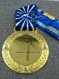 De Matrijs van Carnaval verwijderde de Verdraaide Medaille van de Kabel