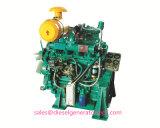 De Diesel van het sterrelicht Motor van de Generator/de Motor van de Macht