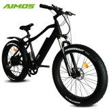 [36ف] [500و] 26 بوصة إطار العجلة سمين درّاجة كهربائيّة مع [لد] ضوء