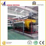 沈積物のための連続操作のタイプ空のかい乾燥機械