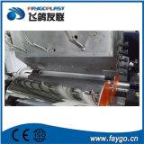 máquina de moldear de la hoja de acrílico de la anchura de 2-15m m densamente 2300m m