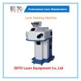 De Machine van het Lassen van de Laser van de Juwelen van de hoge Frequentie voor het Gouden Zilver van het Platina