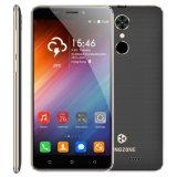 """Kingzone S3 Smartphone 5.0の""""耐震性のスマートな電話人間の特徴をもつ指紋の携帯電話"""