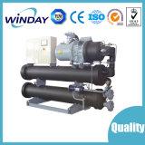 Máquina más desapasible refrescada tornillo del agua de R134A/R407c/R410A