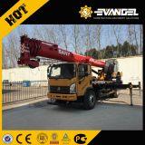 Sany 12 tonne Mini petit camion grue hydraulique mobile STC120