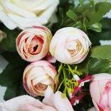 Guirnalda al por mayor de los arreglos florales de la belleza de China para el lugar de la boda