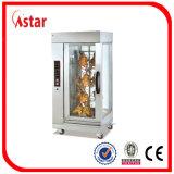 Astar Gas, das dünstendes Wannen-Handelsgaststätte-Gerät für Verkauf kippt