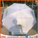 Grande guarda-chuva de praia ao ar livre da piscina