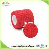 Vente à chaud de haute qualité cohésive Bandage de sport d'urgence