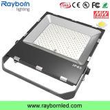 200W는 바디 LED 플러드 빛 세륨 RoHS IP65를 체중을 줄인다