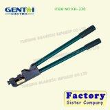 Sertisseur hydraulique de mini type de batterie de la qualité Ec-300
