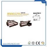 La vente en gros retirent le bâti de sofa avec le tiroir, modèle bon marché de bâti de sofa de bâti en métal