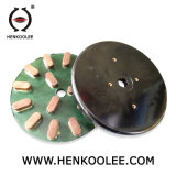 Горячие продажи алмазов высокого качества металлического кольца диск с отверстиями для конкретных