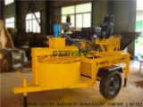 M7miの移動式手動圧縮された地球のブロック機械