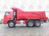 道鉱山のダンプトラックを離れたSinotruk HOWO 371HP 70t Zz5707s3840aj
