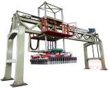 Feixe de bastidor vertical máquina de empilhamento de tijolos de tijolo verde da Máquina