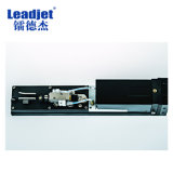Machine d'impression portative du jet d'encre V98 pour la carte/pipe/bouteille de PVC