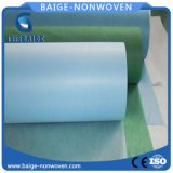 Do SMMS Nonwoven Fabric para isolamento prensa