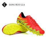 最も新しい方法快適な高品質の人のための安いカスタムサッカーの靴
