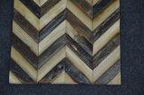 Mosaico di legno della nave di disegno del reticolo del parchè di alta qualità del fornitore di Foshan vecchio