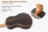 Vente en gros 30 guitare acoustique électrique de chaîne de caractères de la basse quatre d'Ukulele de pouce
