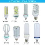 Qualidade elevada E40 E27 Luz de sabugo de milho de LED de luz da lâmpada com marcação RoHS Cerlificate