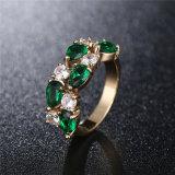 女性のリングのイヤリング及びネックレスの黄銅の一定の宝石類(543566274169)のための卸し売り中国の方法宝石類CZの水晶宝石類