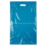 Plastikgriff-Beutel, PlastikEinkaufstasche, gedruckte Plastiktasche