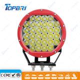 9 polegada 160W para as luzes de trabalho Offroad LED das luzes de condução