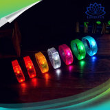 Licht des Sprachsteuerled glüht Wristbands-Armband-Armband-Partei-Party-Konzert mit 6 Farben