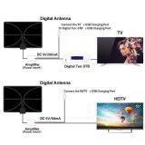 Vergrote BinnenHDTV Antenne met Kabel USB en de Adapter van de Macht USB