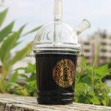 De in het groot 14mm SCHAR van het Glas Starbuck monteert Rokende Waterpijp