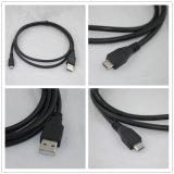 USB 2.0 cavo dati del USB micro di Pin di 5 - di