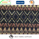 Form-Garn gefärbtes Jacquardwebstuhl-Sofa-Kissen-Vorhang-Gewebe Hometextile Gewebe
