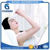 Folha facial de seda natural facial de seda da máscara da folha 100% da máscara