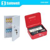 Safewell Bargeld-Kasten-Schlüsselkasten für Büro-Hotel-Supermarkt