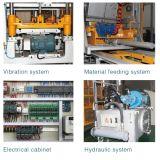 Machine automatique de bloc de Qunfeng Qft6-15/de fabrication de brique